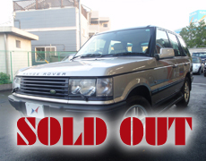 【SOLD OUT】LAND ROVER (ランドロバー)