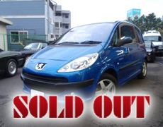 【SOLD OUT】PEUGEOT(プジョー)