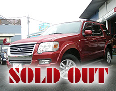 【SOLD OUT】Ford Explorer XLT ADVENTURE AMERICA