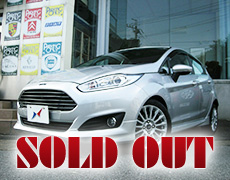 【SOLD OUT】Ford FIESTA 1.0 EcoBoost