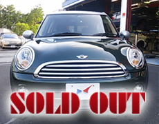 【SOLD OUT】MINI COOPER CLUBMAN