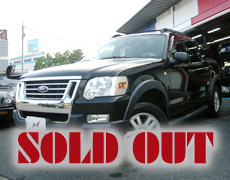 【SOLD OUT】Ford Explorer Sport Trac