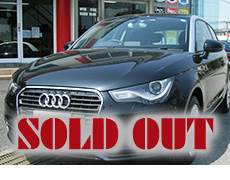 【SOLD OUT】Audi A1