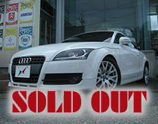 【SOLD OUT】Audi TT 2.0TFSI
