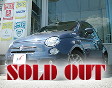 【SOLD OUT】FIAT 500S