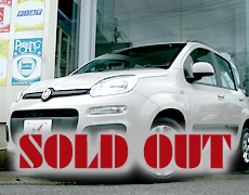 【SOLD OUT】FIAT PAnda Easy  twin air